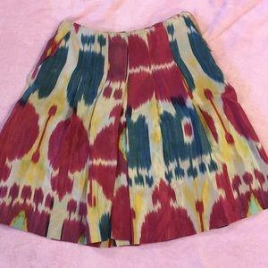 Ralph Lauren Modern Massai skirt petite size 2P